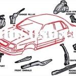 Toyota Auto Parts Montreal